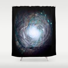 Maelstrom. Shower Curtain