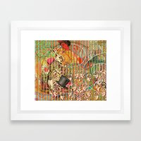 Being For The Benefit Of… Framed Art Print