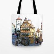 Rothenburg20150903 Tote Bag