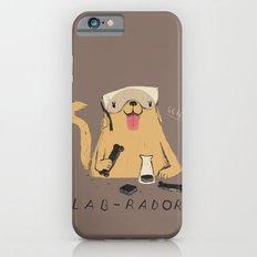 Lab-rador iPhone 6 Slim Case