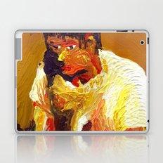 Word darkness Laptop & iPad Skin