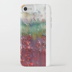Colors of the Season (christmas abstract) Slim Case iPhone 7