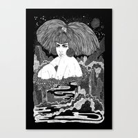 Under Your Spell Canvas Print