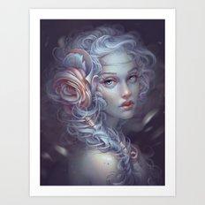 Lithium Art Print
