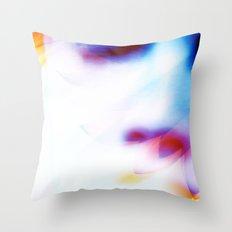 face.off Throw Pillow