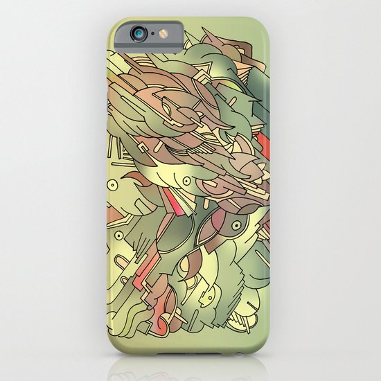 The hills are alive with the sound of Music. iPhone & iPod Case
