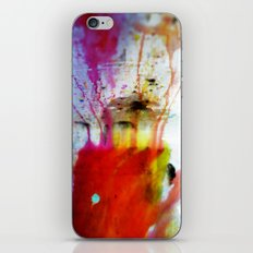 Running Away iPhone & iPod Skin