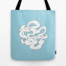 Cirrus///2 Tote Bag