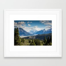 all that remains Framed Art Print