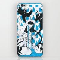La Llorona iPhone & iPod Skin