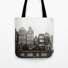 { teeny houses } Tote Bag