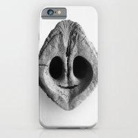 Black Walnut Smile iPhone 6 Slim Case