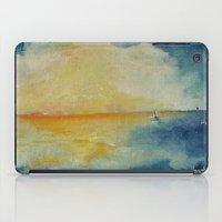 Distant Oceans iPad Case