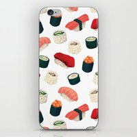 Sushi Pattern iPhone & iPod Skin