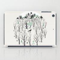 Black Forest iPad Case