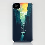 I Want My Blue Sky iPhone (4, 4s) Slim Case
