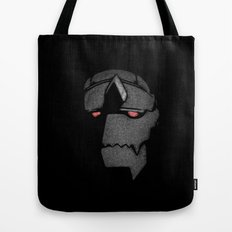 Big Metal Tote Bag