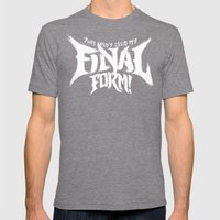 THIS ISN'T EVEN MY FINAL… Mens Fitted Tee Tri-Grey SMALL