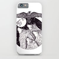 Catch The Moon iPhone 6 Slim Case
