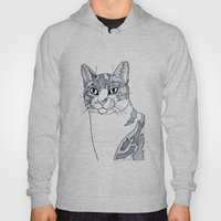 Ellie Illustration  Hoody