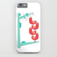iPhone & iPod Case featuring Teamwork by Mi Jardín Secreto