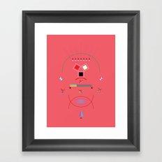 disclosure Framed Art Print