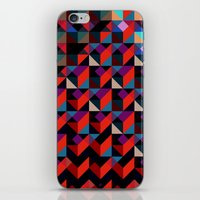 Unreleased Pattern #6 iPhone & iPod Skin