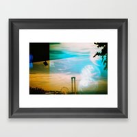 Seea World? Framed Art Print