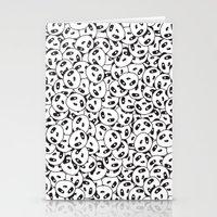 Pandamonium (Patterns Please Series #2) Stationery Cards