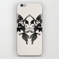 You've got some nerve iPhone & iPod Skin