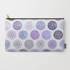 Watercolor Lovely Pattern VI Carry-All Pouch
