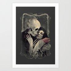 'Eternal Love' Art Print