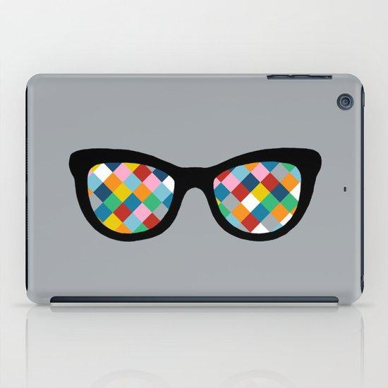 Diamond Eyes iPad Case