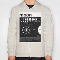 Phases Of The Moon Infog… Hoody