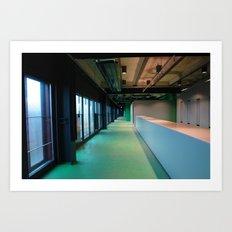 2007 - Human Built Emptiness Art Print