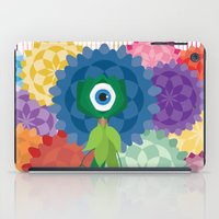 Between The Flowers iPad Case