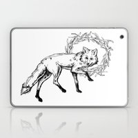 Fox King Laptop & iPad Skin