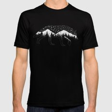 Nightcall  Mens Fitted Tee Black SMALL