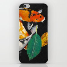 Around and About iPhone & iPod Skin