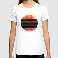 T-shirt featuring the wall by Sonia Garcia