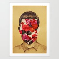 that face Art Print