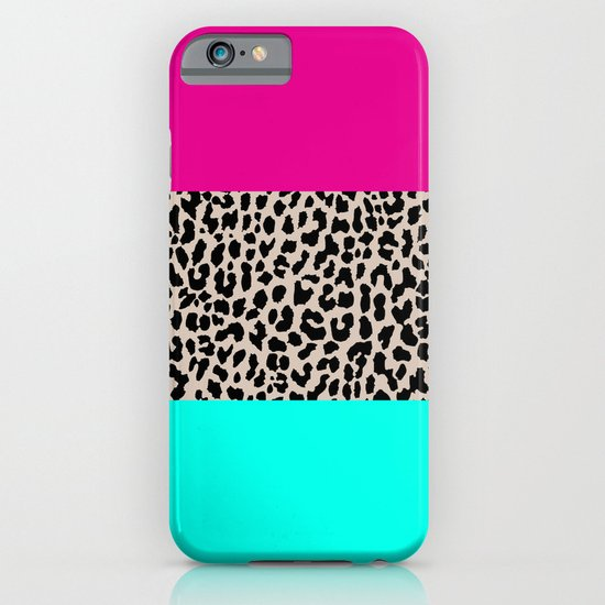 Leopard National Flag iPhone & iPod Case