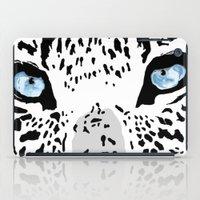 The Blues; Leopard. iPad Case