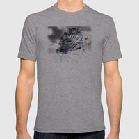 Circle Of Life Mens Fitted Tee Athletic Grey SMALL