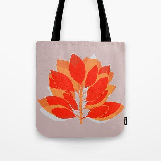Blossom Spice Tote Bag