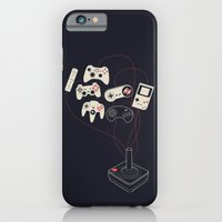 iPhone & iPod Case featuring Videogame by Koning