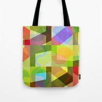Colorful Truth. Shuffle 1 Tote Bag