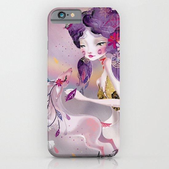 La petite faiseuse de mondes iPhone & iPod Case