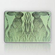 Hiding in the green Laptop & iPad Skin