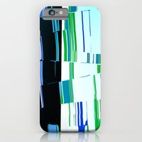 iPhone & iPod Case featuring Opposite Love-Polar Opposte by Nina May Designs